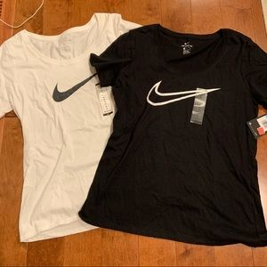 NWT nike women's t shirt bundle